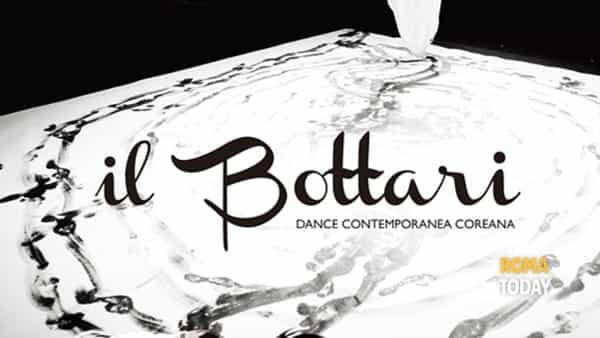 """Danza contemporanea coreana """"Il Bottari"""""""