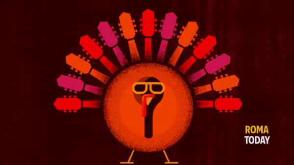 Thanksgiving Day all'Hard Rock Cafe