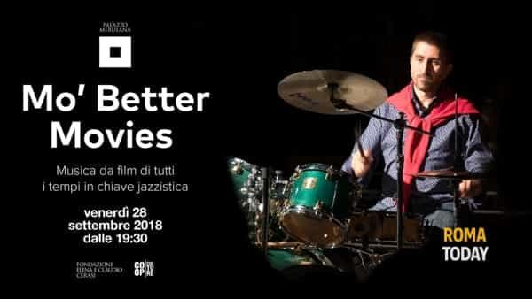 Mo' Better Movies a Palazzo Merulana