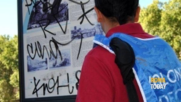 Tor Marancia: Retake, pittura, giardinaggio e caccia ai graffiti