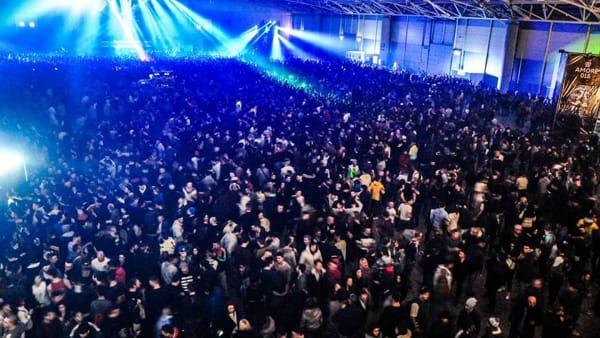 Amore 018 NYE Festival