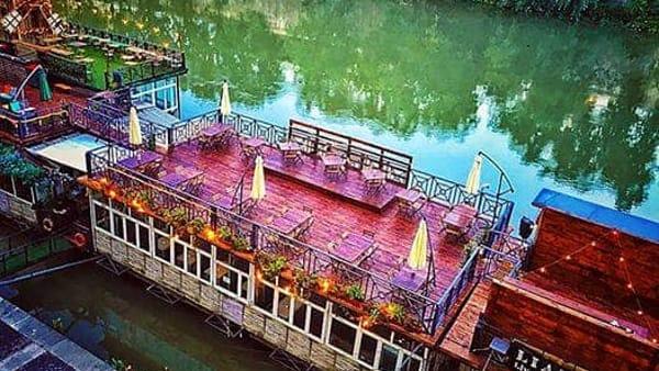 Boat Party: la festa sul Tevere