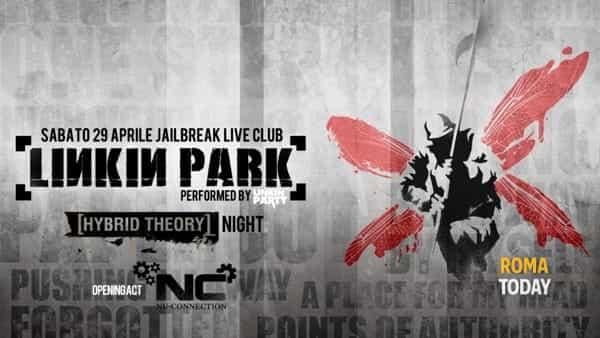 Hybrid Theory Night - Linkin Party