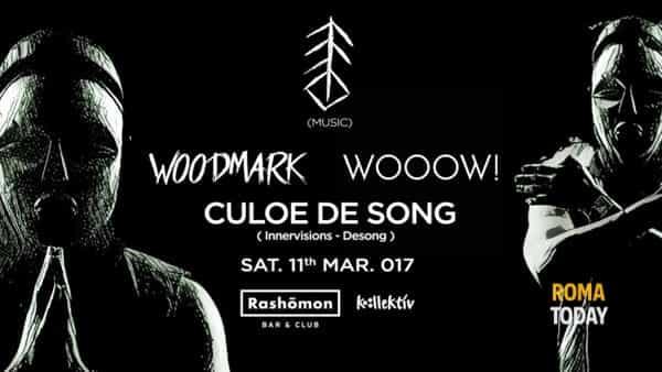 Woodmark & WoooW pres. Culoe De Song (Innervisions)