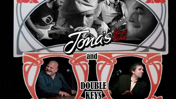 Jona's Blues Band and the Double Keys a Palazzo Rospigliosi