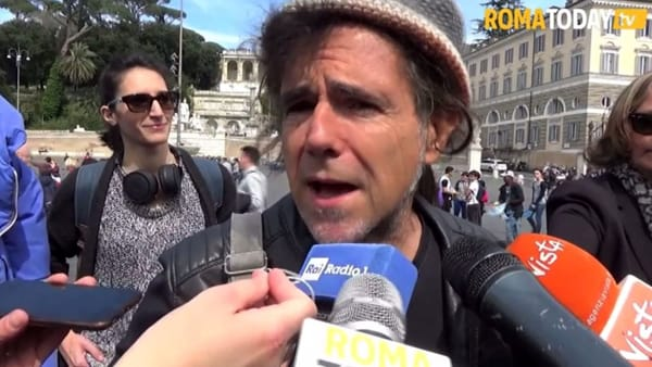 """A Roma tutto pronto per la manifestazione con Greta Thunberg: """"Palco alimentato con 128 bici"""""""