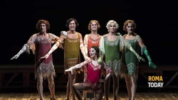 Eden Teatro al Teatro Eliseo