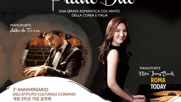 Giornata della Cultura di Ottobre, concerto Piano Duo