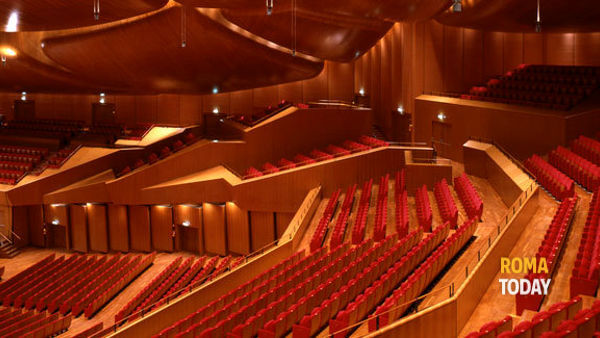 Tango Bohème all'Auditorium Parco della Musica