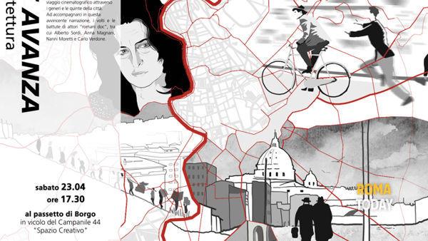 La città che avanza: Roma tra cinema, architettura e un bicchiere di vino