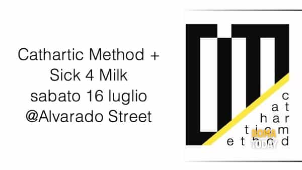 Sick 4 Milk + Cathartic Method in concerto