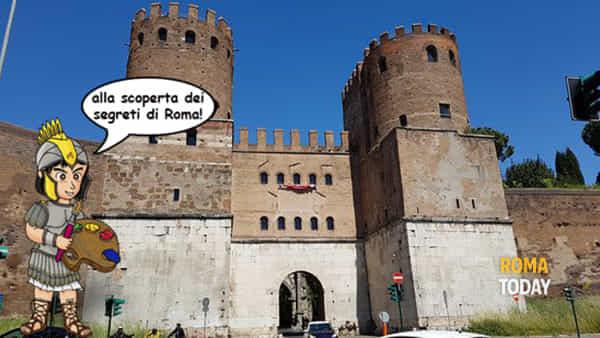 I segreti di Roma per piccoli archeologi, museo delle mura