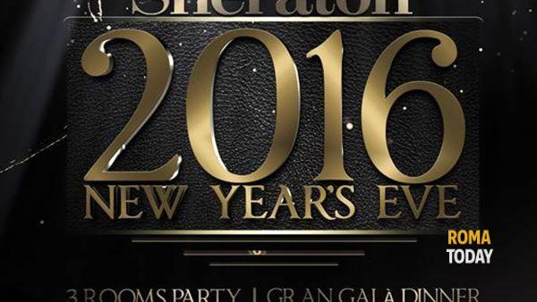 Capodanno 2016 Sheraton Roma
