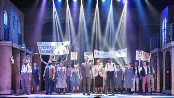 Capodanno con Evita al Teatro Sistina