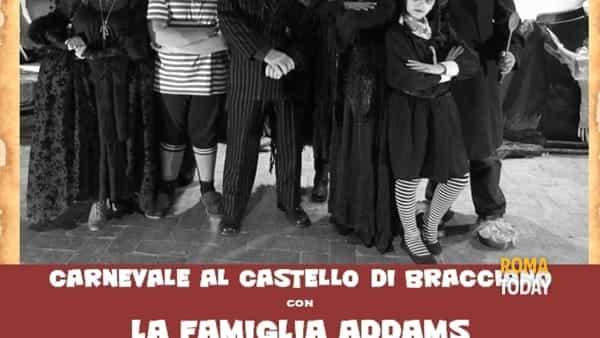 Carnevale al Castello di Bracciano