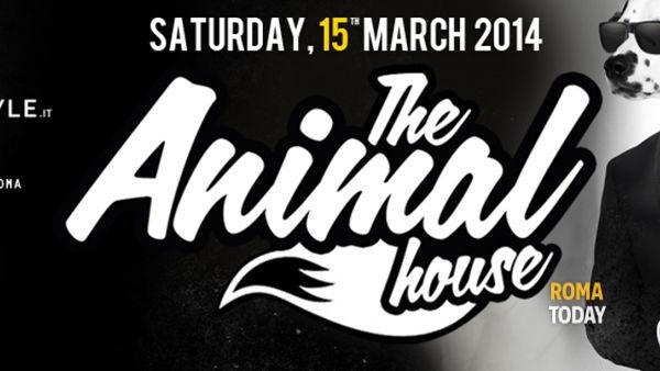 """""""Animal house"""". Il Sabato @ La Villa"""
