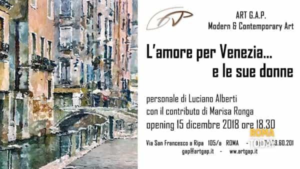 L'amore per Venezia... e le sue donne