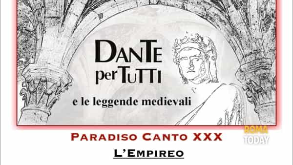 Dante per tutti: Paradiso XXX - L'Empireo