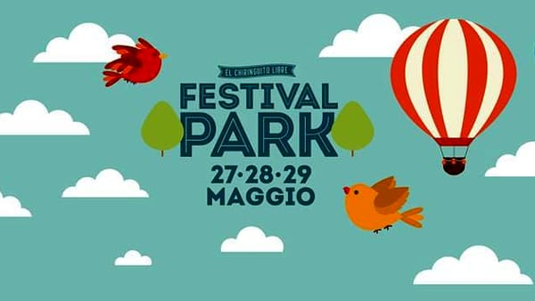 Festival Park: musica, street art, craft market, food & drink