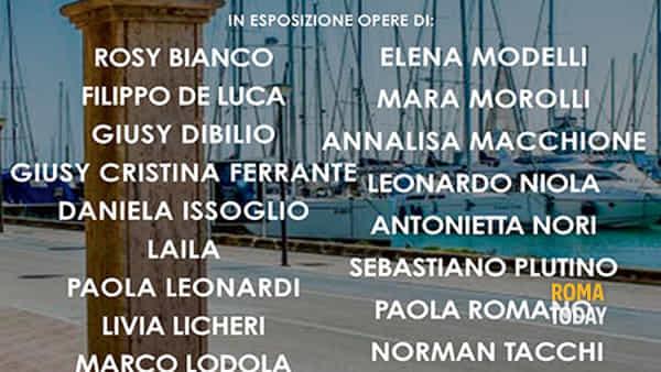 Passions of Art al Porto Turistico di Roma