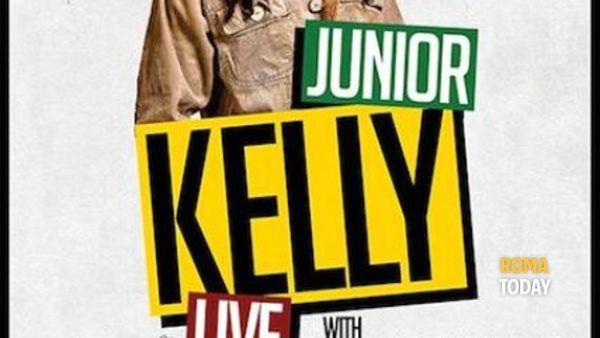 Dalla Giamaica il reggae di Junior Kelly all'Intifada