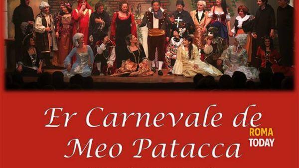 """Marionette senza fili"" presenta ""Er Carnevale de Meo Patacca"""