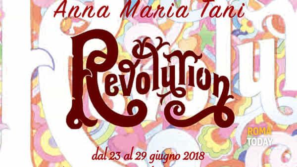Revolution - Mostra personale di Anna Maria Tani