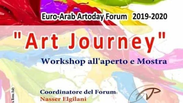 Art Journey, evento di chiusura della mostra