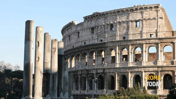 Colosseo e Foro Romano visita guidata per bambini 16 febbraio 2014