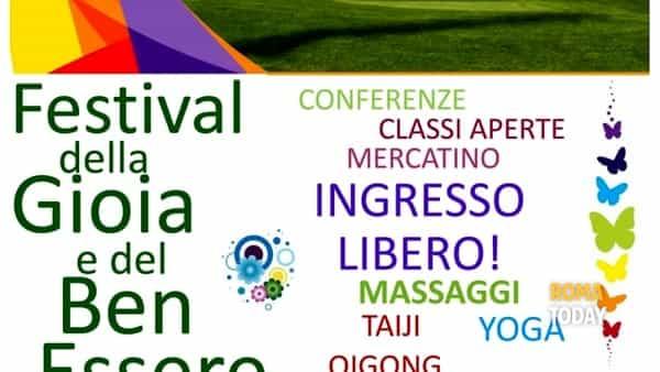 Festival della Gioia e del BenEssere 2017
