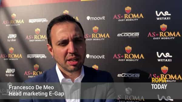 VIDEO | Come utilizzare E-Gap per andare all'Olimpico