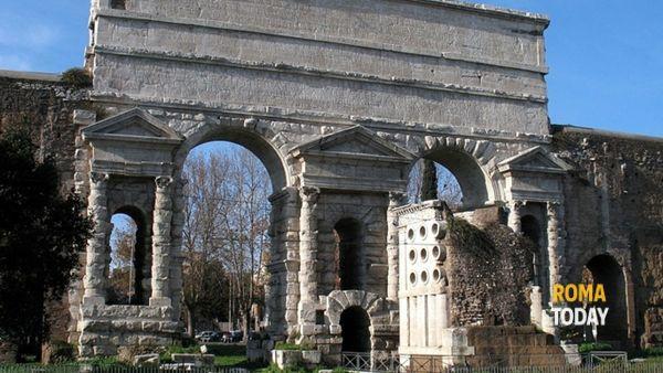 Le rovine dell'Esquilino visita guidata 30 marzo 2014