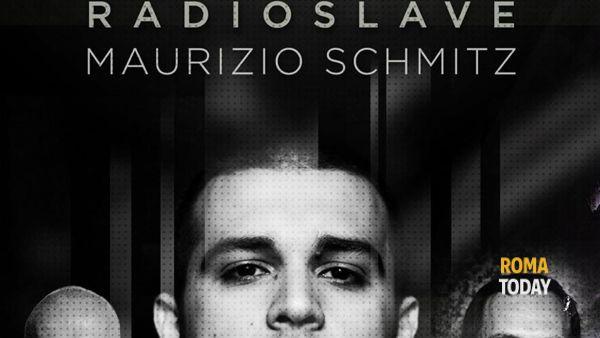 Ilario Alicante, Radio Slave e Maurizio Schmitz allo Spazio Novecento