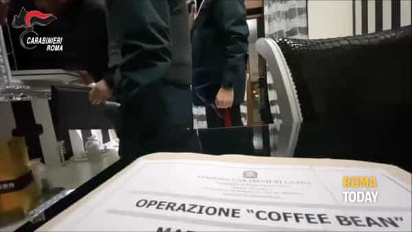 VIDEO | Operazione Coffee Bean: blitz nelle case dei pusher