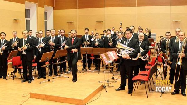 L'Italian Brass band