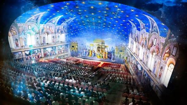 Giudizio Universale. Viaggio straordinario nei segreti della Cappella Sistina