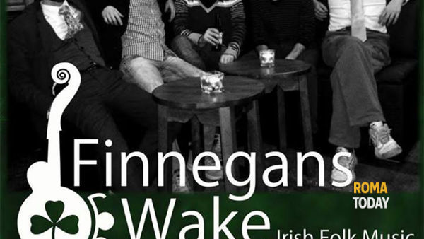 Finnegans Wake live Irish music @ Underdog's