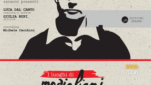 """""""I luoghi di Modigliani tra Livorno e Parigi"""", presentazione nella Libreria AltroQuando"""