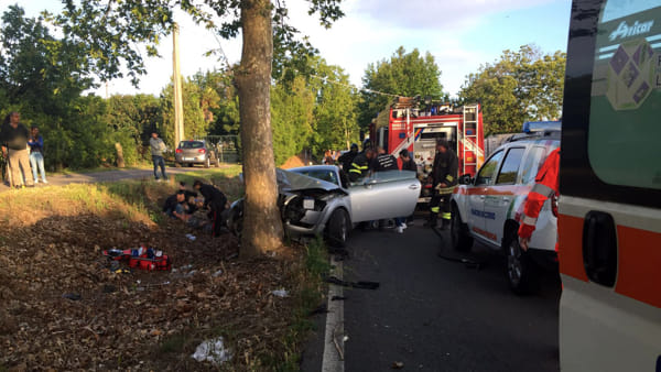 Incidente via Braccianese 0-2