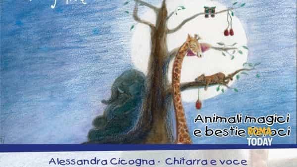 """Concerto interattivo per famiglie """"Animali magici e bestie feroci"""""""