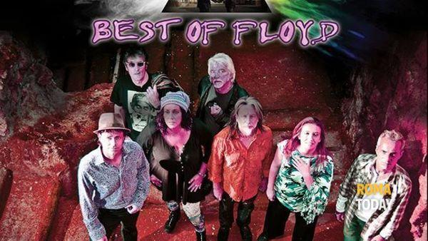 The best of Pink Floyd, Fluido Rosa live al Blackout