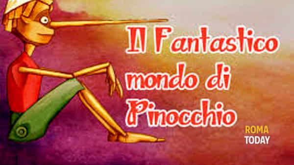 Il Fantastico Mondo di Pinocchio