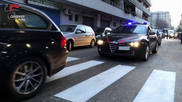 VIDEO   Camorra al servizio di un politico locale, 5 arresti fra Roma e Frosinone. Le immagini del blitz