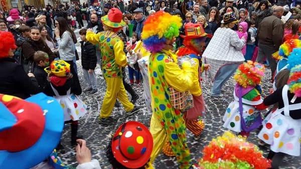 Carnevale a Centocelle: sfilate in maschera e giochi al parco