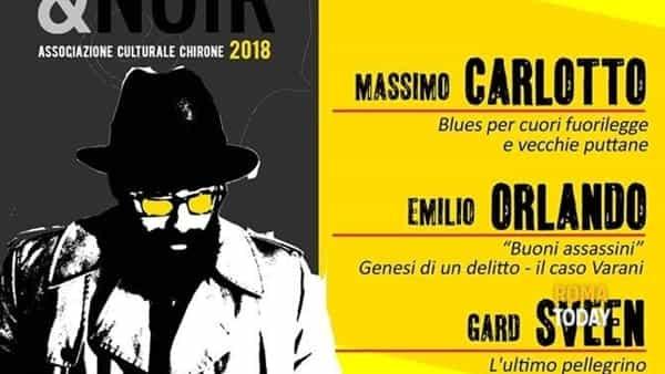 Al Teatro Claudio di Tolfa il Festival Tolfa Gialli&Noir