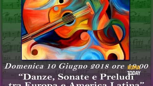 Danze, Sonate e Preludi tra Europa e America Latina