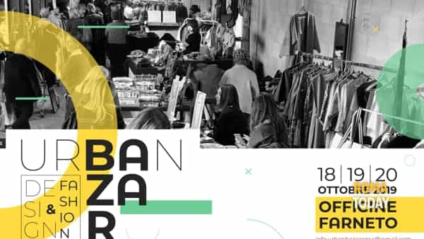 Urban Bazar: Fashion, jewellery e arte