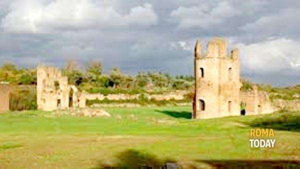 La Villa di Massenzio e la Via Appia Antica