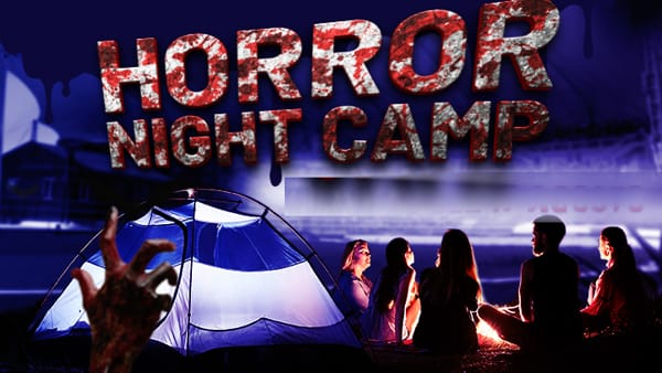Horror Night Camp, maratona horror a Zoomarine