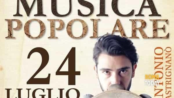 Festival di Musica Popolare Cavesja: tutto il programma